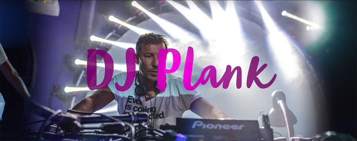 DJ Plank