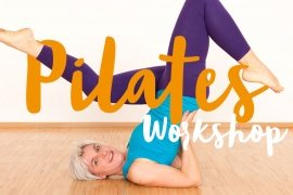 Pilates Workshop mit Stefanie Rahn