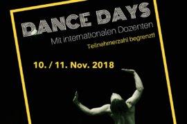 DANCE DAYS 2018