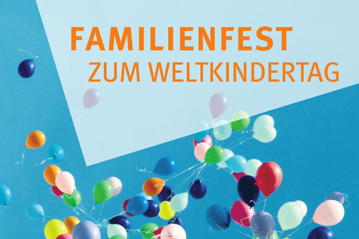 Weltkindertag Krefeld 2018 Titelmotiv