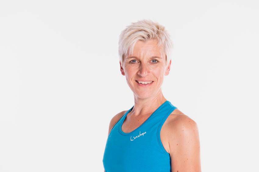 Portrait der Pilates-Dozentin Stefanie Rahn
